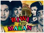 A remake of Hrishikesh Mukherjee's 'Biwi Aur Makan'