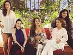 Kareena Kapoor Khan, Malaika Arora, Karisma Kapoor, Amrita Arora
