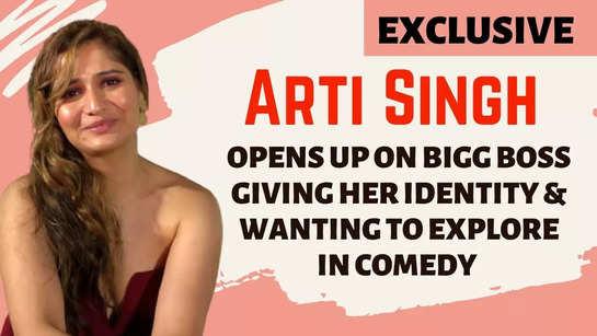 Bigg Boss made me recognisable: Arti Singh