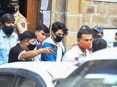 Drugs case: Pictures of Aryan Khan reaching Arthur Jail go viral amid bail plea hearing