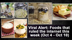 Viral Alert: Foods that ruled the internet this week (Oct4- Oct 10)