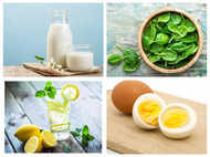 World Sight Day: Foods that improve vision and keep eyes disease-free