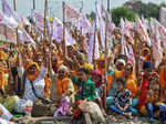 Lakhimpur Kheri violence: Farmers block train traffic in Punjab, Haryana