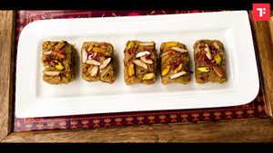 Watch: How to make Ghiya Barfi