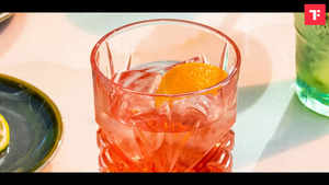 Watch: How to make Old Fashioned