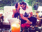 This new romantic kissing picture of Arjun Kapoor and Malaika Arora screams love