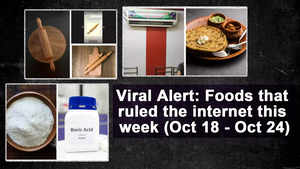 Viral Alert: Foods that ruled the internet this week (Oct 18-Oct 24)