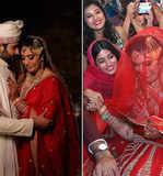 Shireen Mirza's mehendi ceremony
