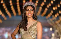 Check out Apeksha Porwal's response during the Q&A round that won her the crown!