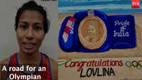 Lovlina Borgohain: When an Olympic medal brings a road with it
