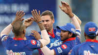 IPL 2021: Delhi demolish Hyderabad to reclaim top spot