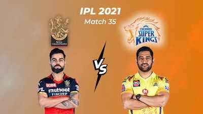 IPL Score 2021, RCB vs CSK Highlights: Chennai beat Bangalore by 6 wickets