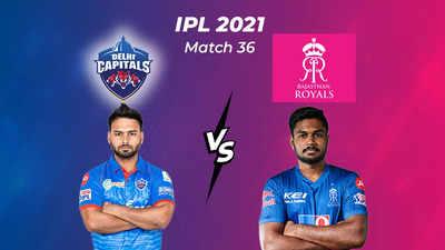DC vs RR Highlights, IPL 2021: Delhi Capitals defeat Rajasthan Royals by 33 runs