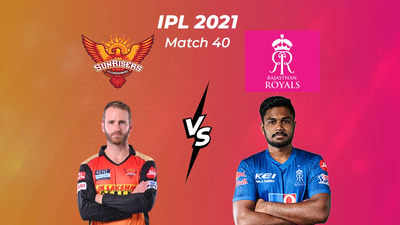 IPL Score 2021, SRH vs RR Highlights: Hyderabad beat Rajasthan by 7 wickets