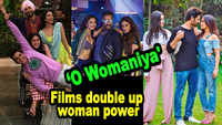 Bollywood films double up woman power
