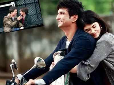 Sushant Singh Rajput's last co-star Sanjana Sanghi breaks down; puts out an emotional post
