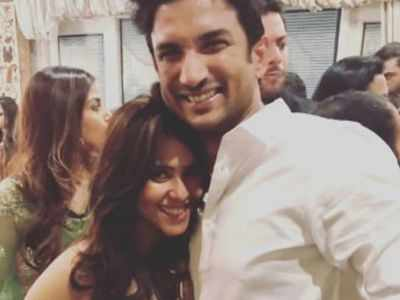 Ekta Kapoor pays tribute to Sushant Singh Rajput with a heartfelt video, recalls his journey from television to films