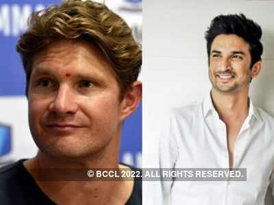 At times you forgot whether it was Sushant or MSD: Watson