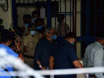 Sushant Singh Rajput suicide: Sanjay Leela Bhansali arrives at Bandra police station to record statement