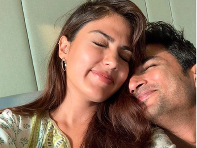 Rhea Chakraborty remembers Sushant Singh Rajput, says 'still struggling to face my emotions'