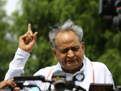 'Love jihad' a term coined by BJP to disturb communal harmony: Ashok Gehlot