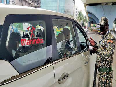 Mask up behind the wheel? Debate rages on