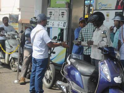 Gujarat govt cuts VAT on petrol, diesel by 4%