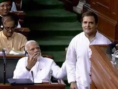 Narendra Modi is actually 'Surender Modi': Rahul Gandhi