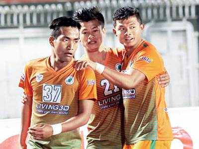 Aizawl look to kickstart season against TRAU