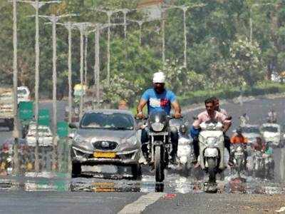 Amdavadis, get ready for a Code Red weekend; Met dept predicts temperature to cross 45 degree Celsius from tomorrow
