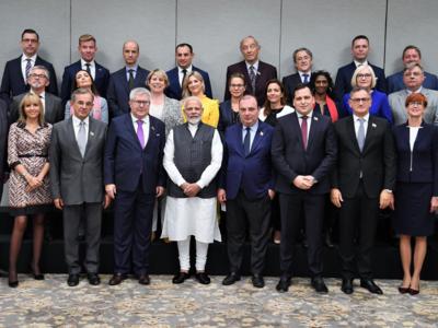 European Union delegation leaves for Kashmir