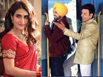 Manoj Bajpayee turns wedding detective for Fatima Sana Shaikh and Diljit Dosanjh's Suraj Pe Mangal Bhari
