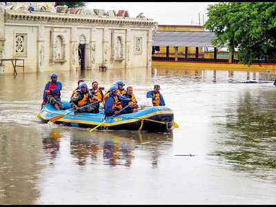 16 die as rains wreak havoc in South India