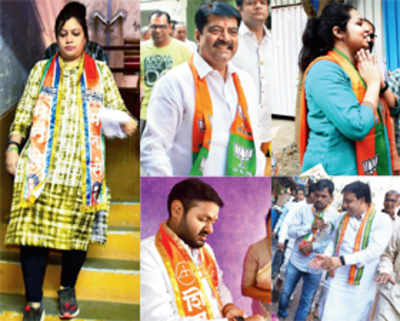 BMC Elections 2017: 10,000 steps and more towards victory
