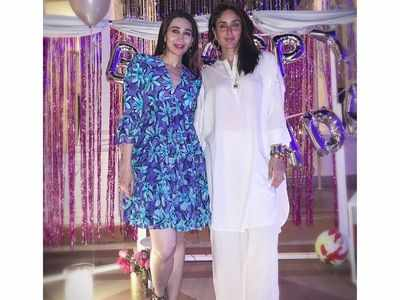 Kareena Kapoor Khan celebrates her 39th birthday at Pataudi Palace