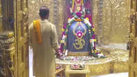 Watch: Morning aarti at Somnath Temple on September 17, 2021