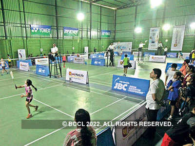 Chaos leaves shuttlers at Junior Badminton Championship breathless