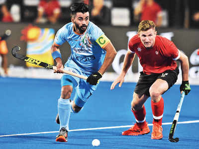 Manpreet, four others test positive ahead of a camp