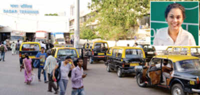 Goregaon woman's blog exposes cabbies' racket