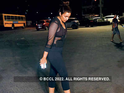 Spotted: Parineeti Chopra in Juhu