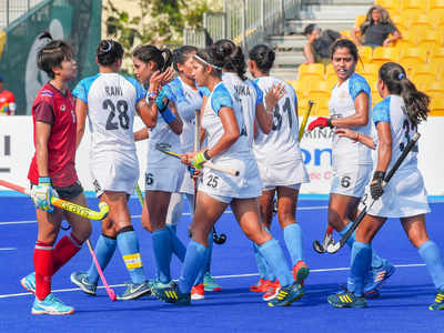 Asian Games: Rani Rampal scores hat-trick as India beats Thailand 5-0 in women's hockey semi finals