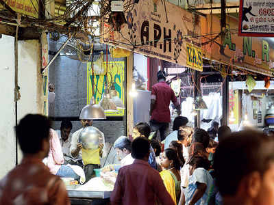 Finally, KR Market  will be cleared of unauthorised shops