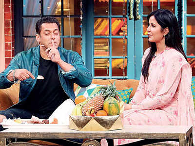 When Salman Khan was punished for no fault of his...