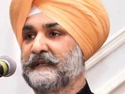 Taranjit Singh Sandhu, India's new envoy to US