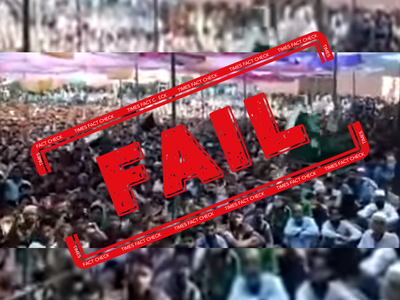 Fake alert: 2016 video being shared claiming it shows protests in Kashmir