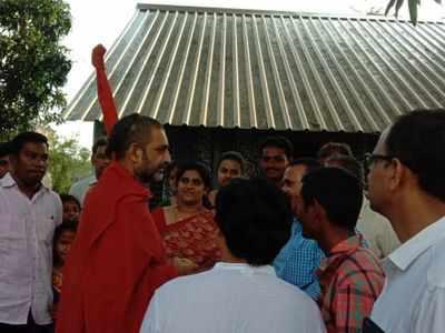 Ahead of Ayodhya verdict, seer spends time at Muslim devotee's home in Andhra town