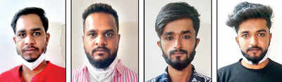 Relatives thrash two docs for patient's health, 4 held