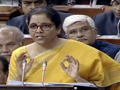 Longest speech in Budget history: Finance Minister Nirmala Sitharaman breaks budget speech record, cuts short speech after feeling unwell