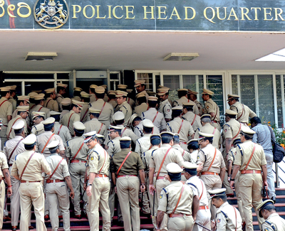 Bengaluru: Attender arrested for stealing from police headquarters in city