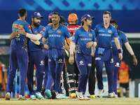 IPL 2021: Mumbai Indians beat Sunrisers Hyderabad to go top